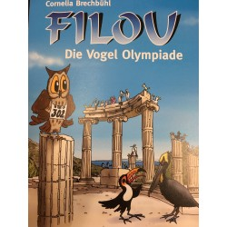 Filou und die Vogel Olympiade